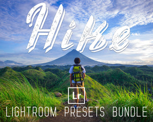Hike Lightroom Classic Preset Bundle