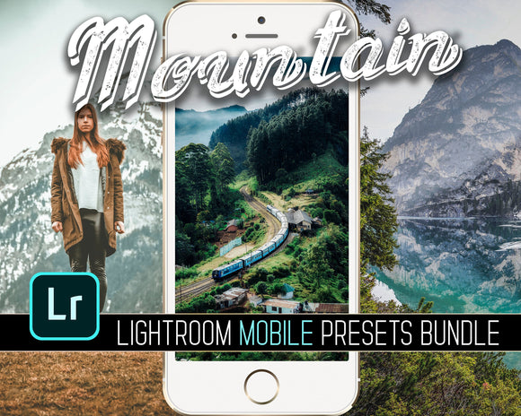 Mountain Mobile Preset Bundle