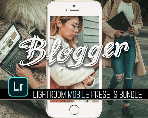 Blogger - Airy Clean Creamy Preset - Bright Light White Filter - Instagram Filters and Blogger Presets - Photo Editing