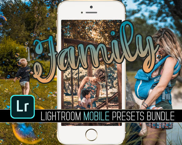 Family Mobile Presets