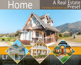 Home Real Estate Presets For Mobile and Desktop