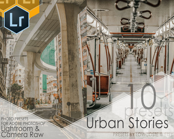 10 Urban Stories Lightroom And Camera Raw Presets