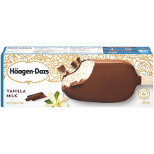 Load image into Gallery viewer, Häagen-Dazs Vanilla Milk Chocolate Single Full Sized Individually Boxed Bar (2)