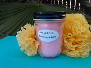 Strawberry Guava Candles