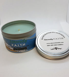 Cali Beach Sage Candles