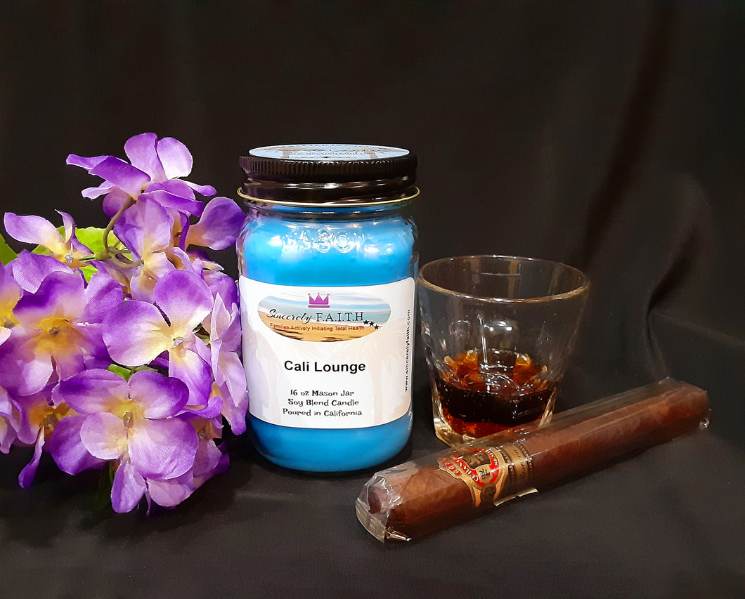 Cali Lounge Candles