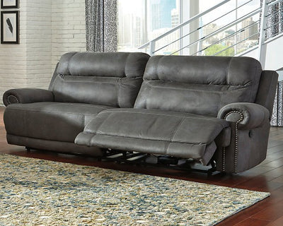 Austere Signature Design by Ashley 2 Seat Reclining Sofa