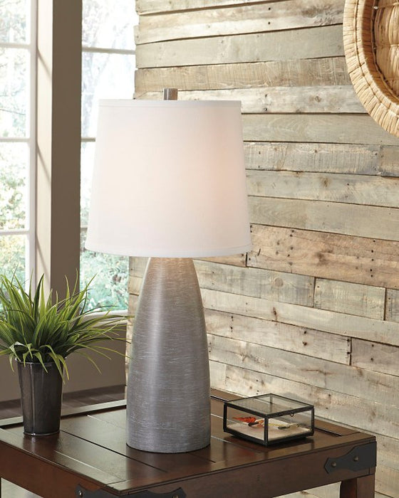 Shavontae Signature Design by Ashley Table Lamp Pair