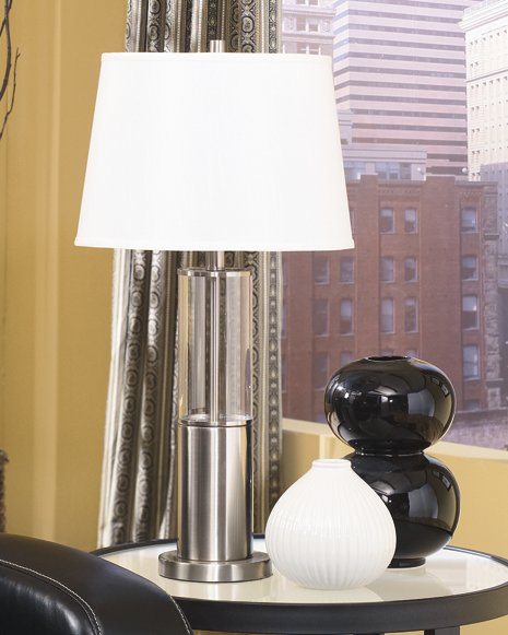Norma Signature Design by Ashley Table Lamp Pair