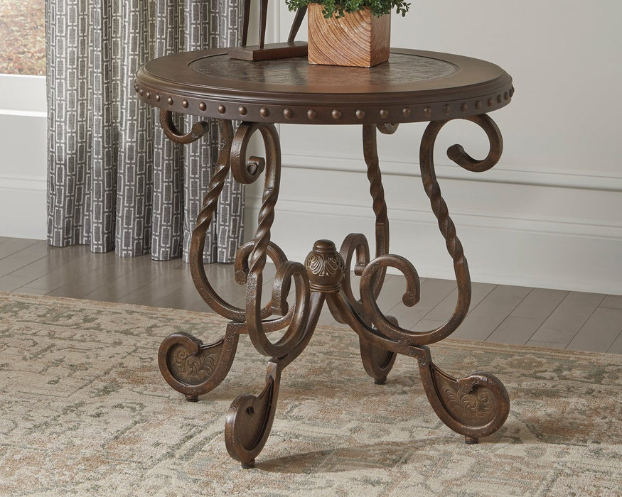 Rafferty Signature Design by Ashley End Table