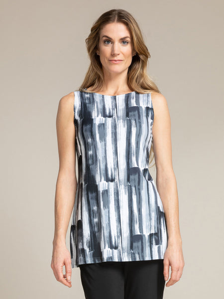 Sympli Sleeveless Nu Ideal Tunic