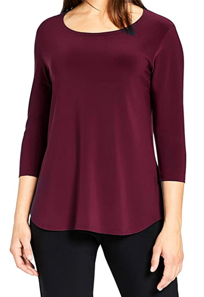 Sympli Go-To Classic Relax Top
