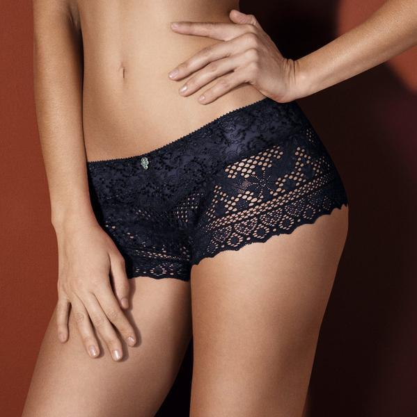 "Empreinte ""Cassiopee"" Lace Shorty"