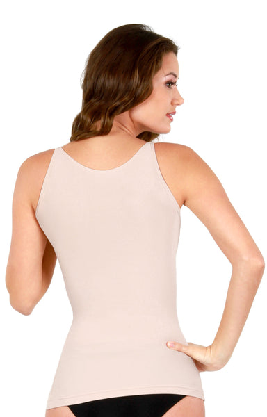 Shapeez Silkee Long Cami