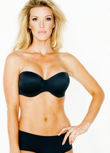 "Fit Fully Yours ""Smooth Strapless"" Bra"