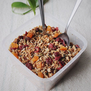 Granola abricots & canneberges
