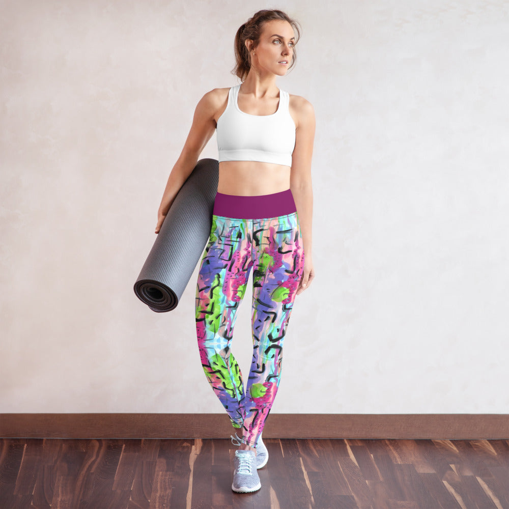 Leggings de yoga