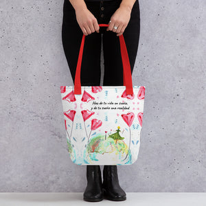 "Bolso Shopper ""Mi princesita"""