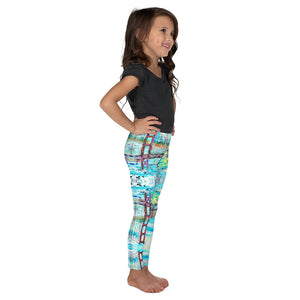 "Leggings infantiles ""Never stop dreaming"""