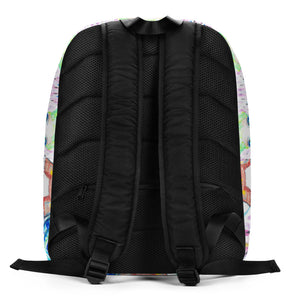 "Mochila para niños modelo ROYAL ""Stronger than the storm"""
