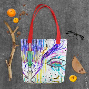 "Bolso Shopper ""Tribal"""
