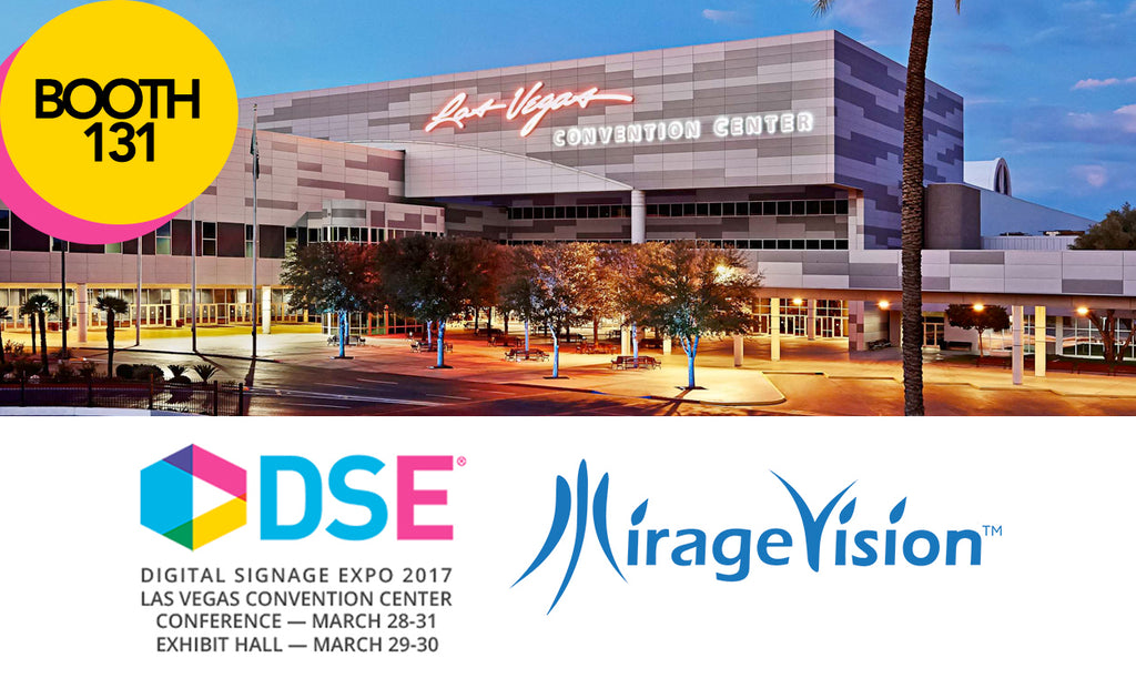 MIRAGEVISION AT DSE 2017