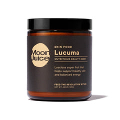organic lucuma powder beauty berry
