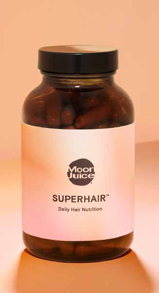SuperHair bottle