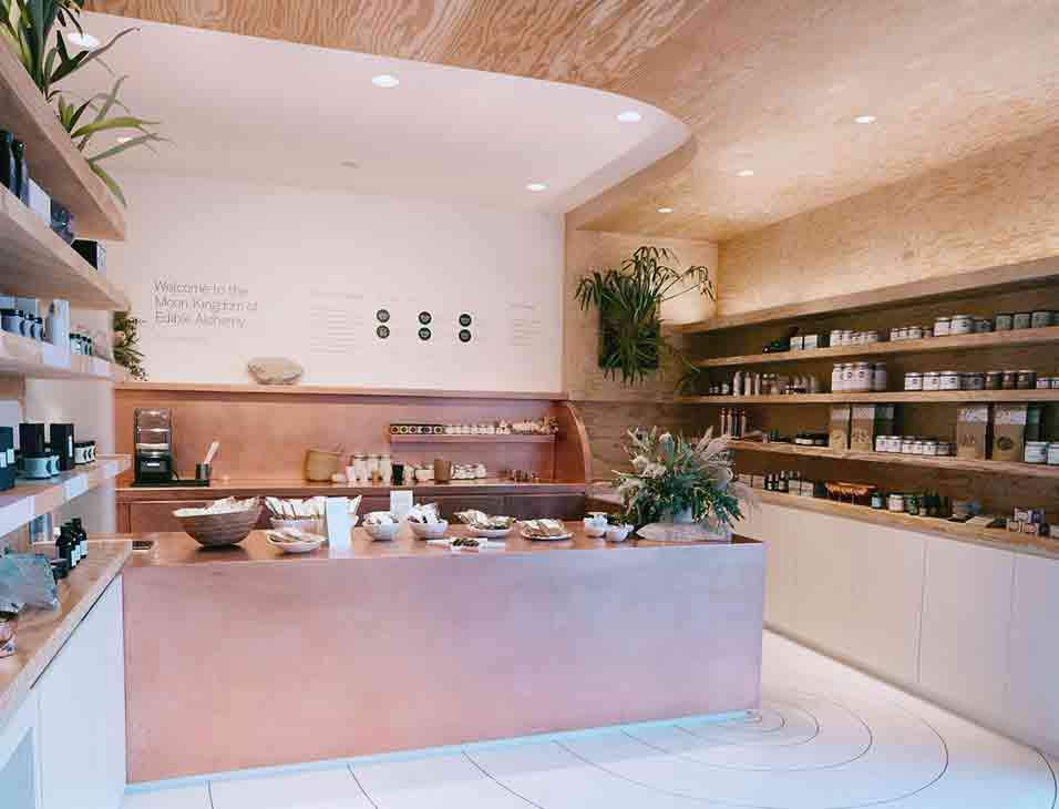 Moon Juice Store Melrose