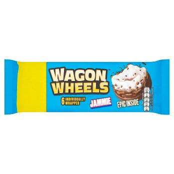 British Grocery - Wagon Wheels