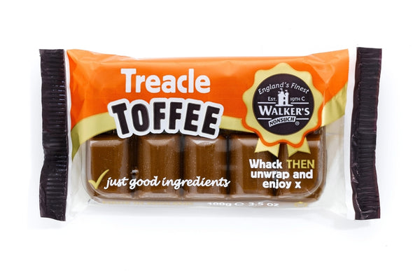 British Sweets - Treacle Toffee