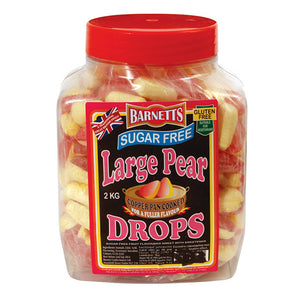 British Sweets - Barnetts Large Pear Drop