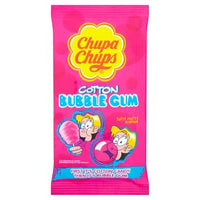 British Sweets - Cotton Bubblegum Candy