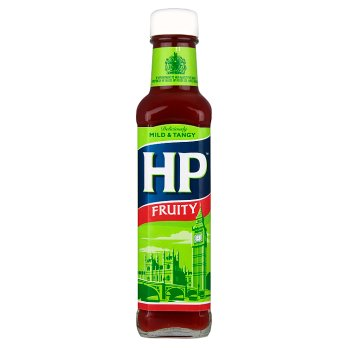 British Grocery - HP Sauce Fruity