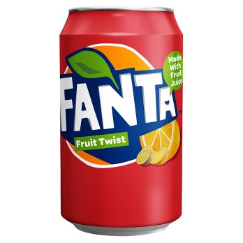 British Drinks - Fanta Twist
