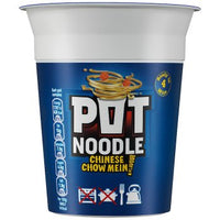 British Grocery - Pot Noodle Chow Mein