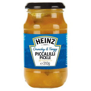 British Grocery - Heinz Piccalilli Pickle