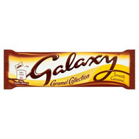 British Chocolate - Galaxy Caramel Bar