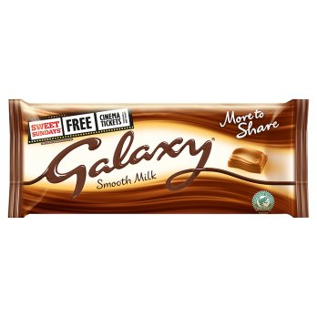 British Chocolate - Galaxy King Size