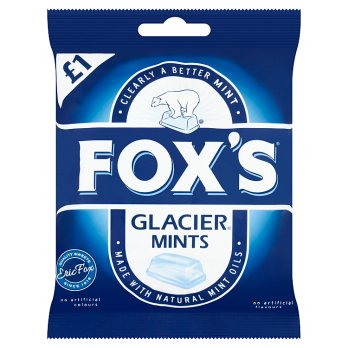 British Sweets - Foxs Glacier Mints