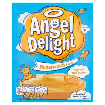 British Grocery - Angel Delight Butterscotch