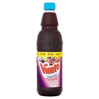British Drinks - Vimto Squash Zero