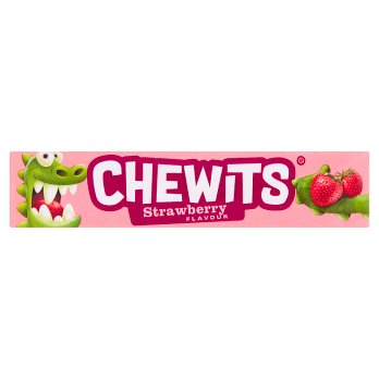 British Sweets - Chewits Strawberry