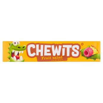 British Sweets - Chewits Fruit Salad