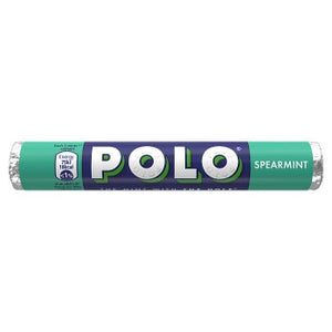 British Sweets - Polo Spearmint