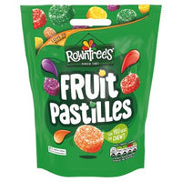 British Sweets - Rowntree Fruit Pastilles