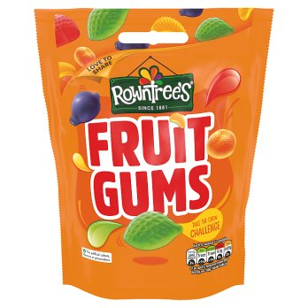 British Sweets - Rowntree Fruit Gum