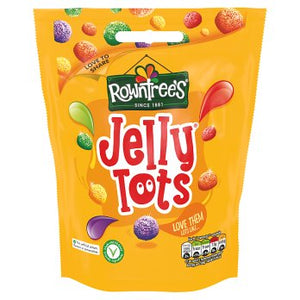 British Sweets - Rowntree Jelly Tots