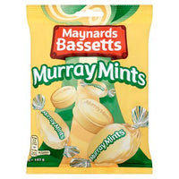 British Sweets - Bassetts Murray Mints