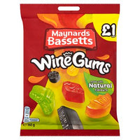 British Sweets - Wine Gums